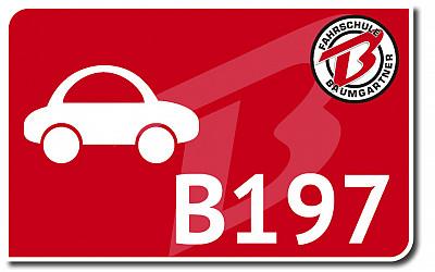Auto: Klasse B197