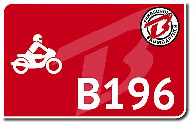 Krafträder: B196