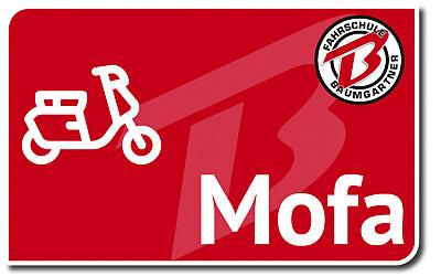 Krafträder: Mofa